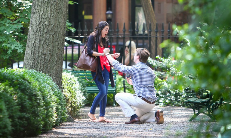 Picking The Best Surprise Proposal Photographer