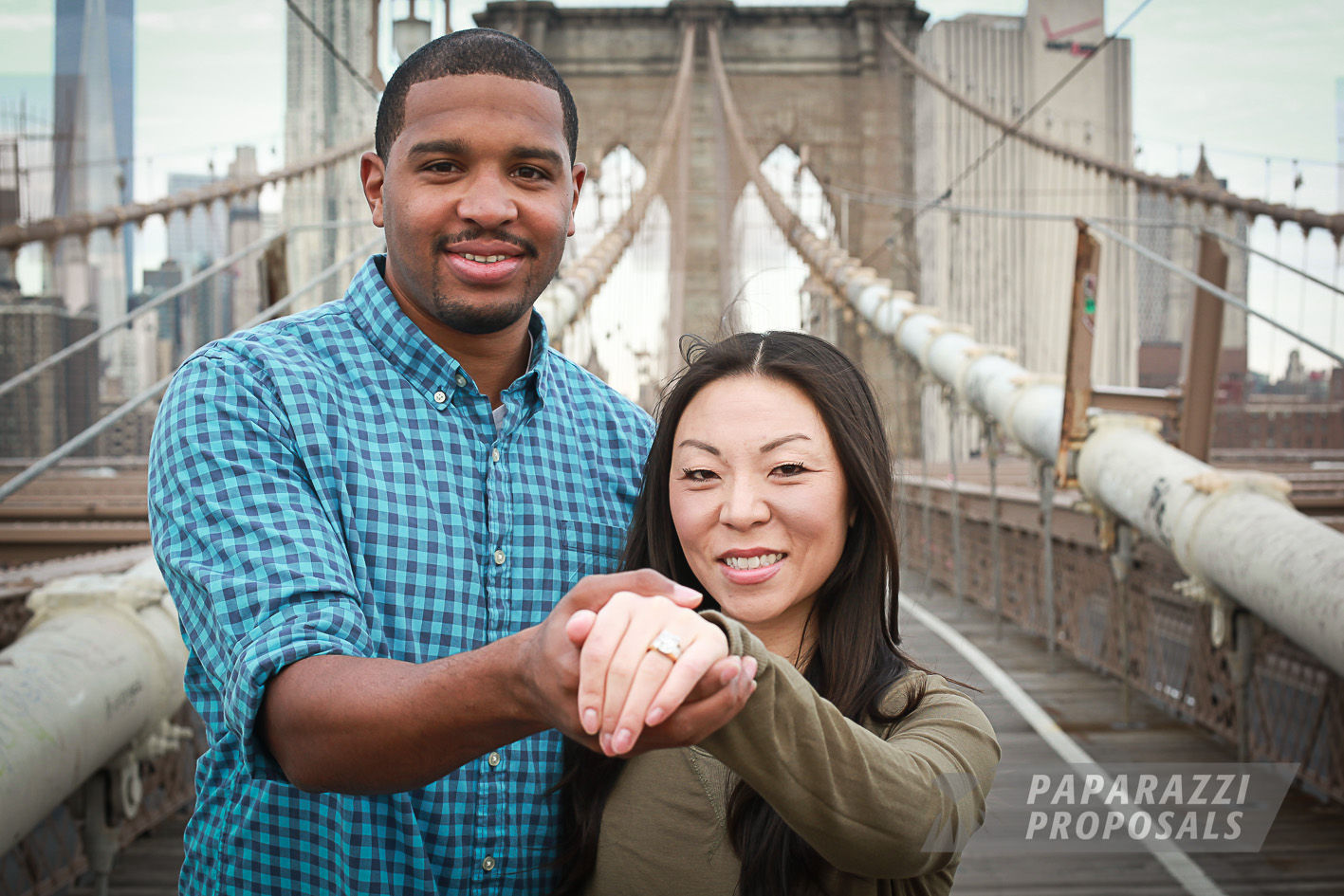 12-Brooklyn-Bridge-Proposal-Photography-Andre