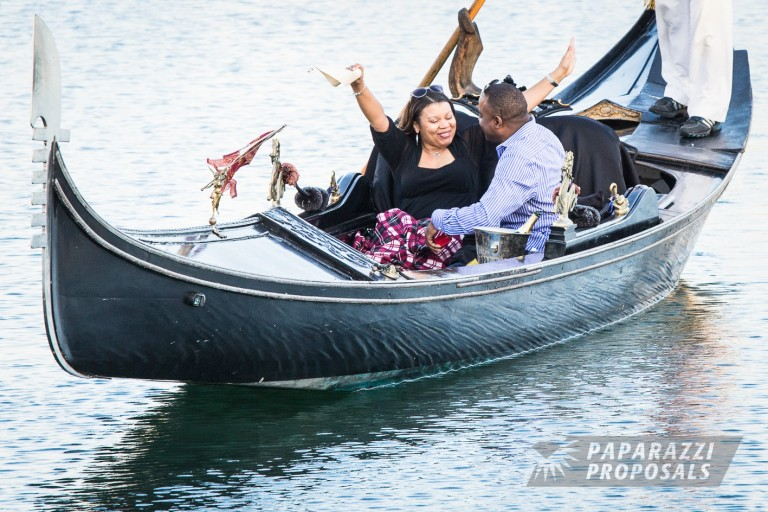 Newport Beach California Proposal Pictures James And Jewel S Gondola Engagement