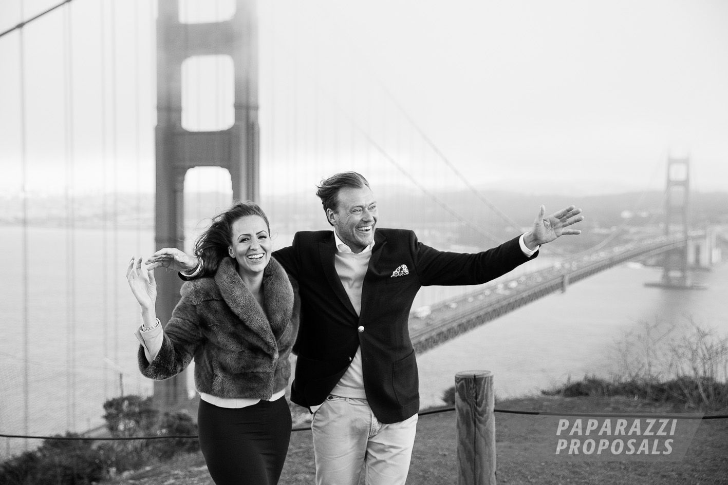 San Francisco Proposal Photography Morten Amp Sanela
