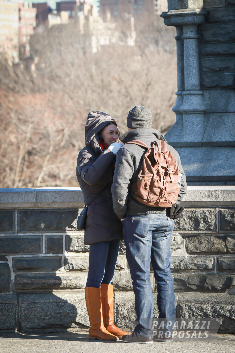 New York Proposal Photography Reed Amp Karlie