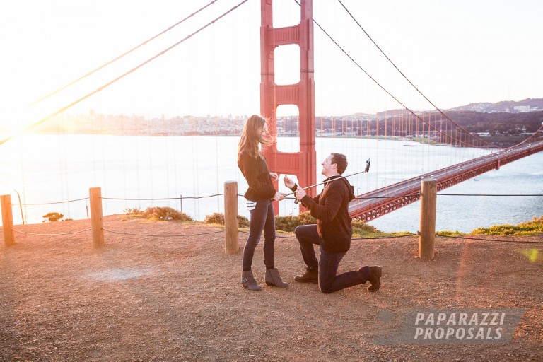 San Francisco Proposal Photography