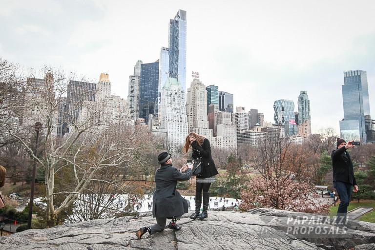 New York City Proposal Ideas Paparazzi Proposals
