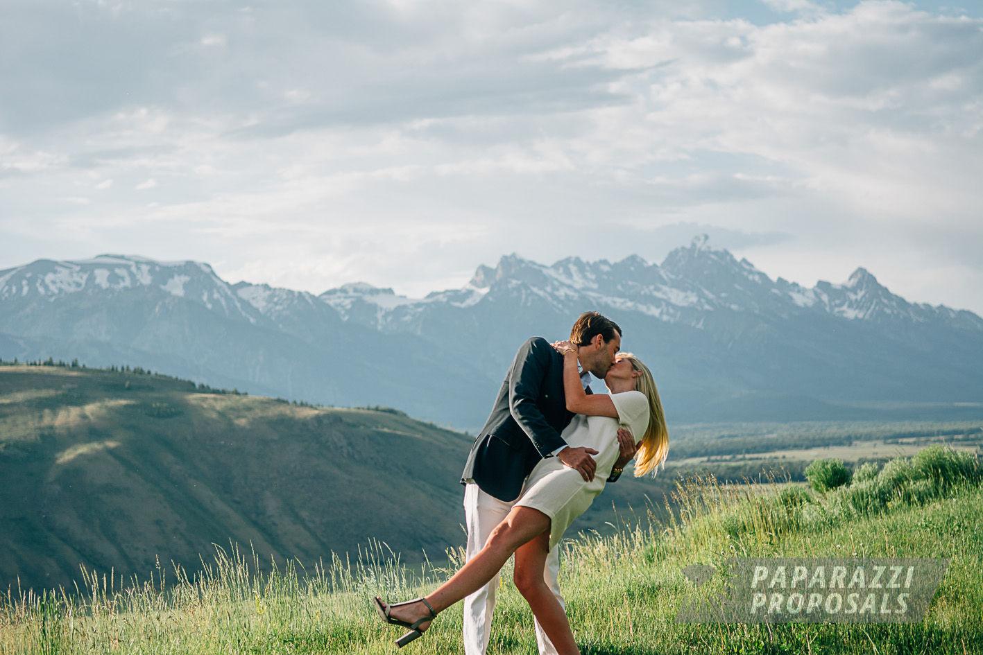 Cody S Spectacular Jackson Hole Resort Proposal Wyoming Paparazzi Proposals