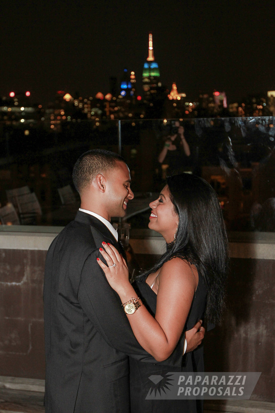 Kevin And Anu S Roof Top Surprise Romantic Proposal New