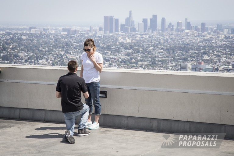 Los Angeles Proposal Ideas Griffith Park Observatory
