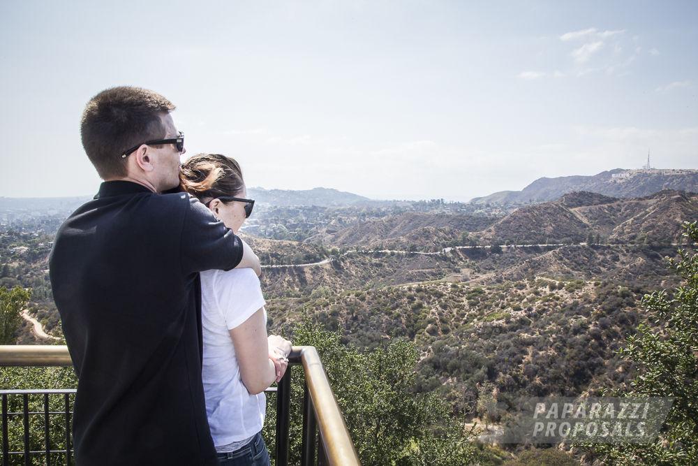 Los Angeles proposal ideas