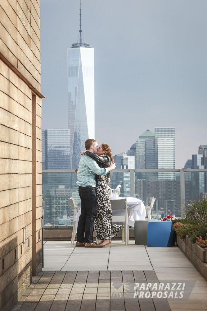 Nyc Proposal Ideas Colin S Rooftop Apartment Proposal
