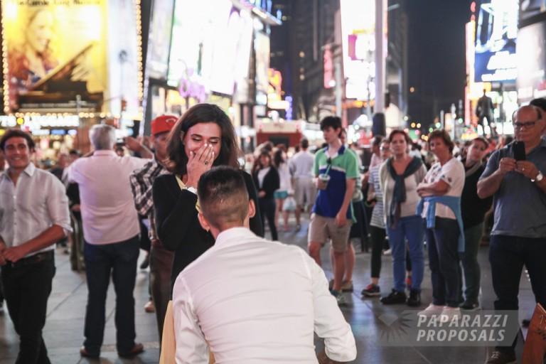 Nyc Proposal Ideas Davids Times Square Proposal