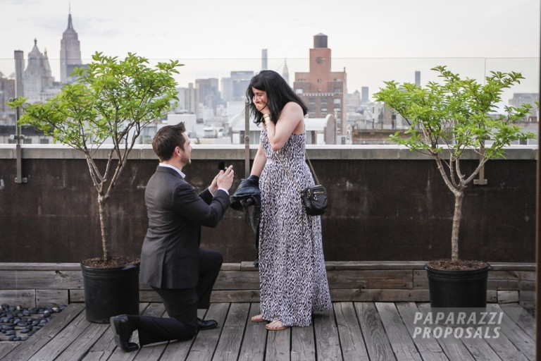 Where To Propose Paparazzi Proposals