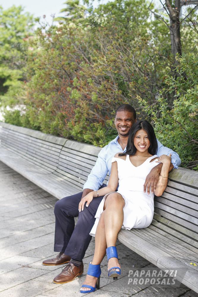 Nyc Engagement Photography Flatiron Engagement