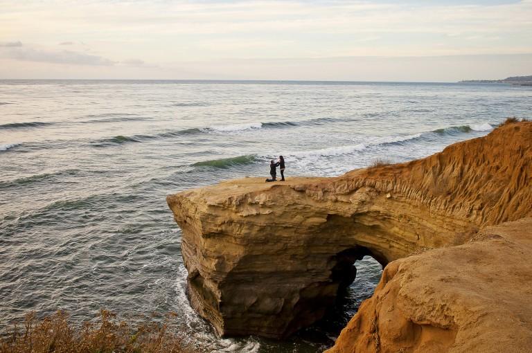 Where To Propose San Diego Paparazzi Proposals