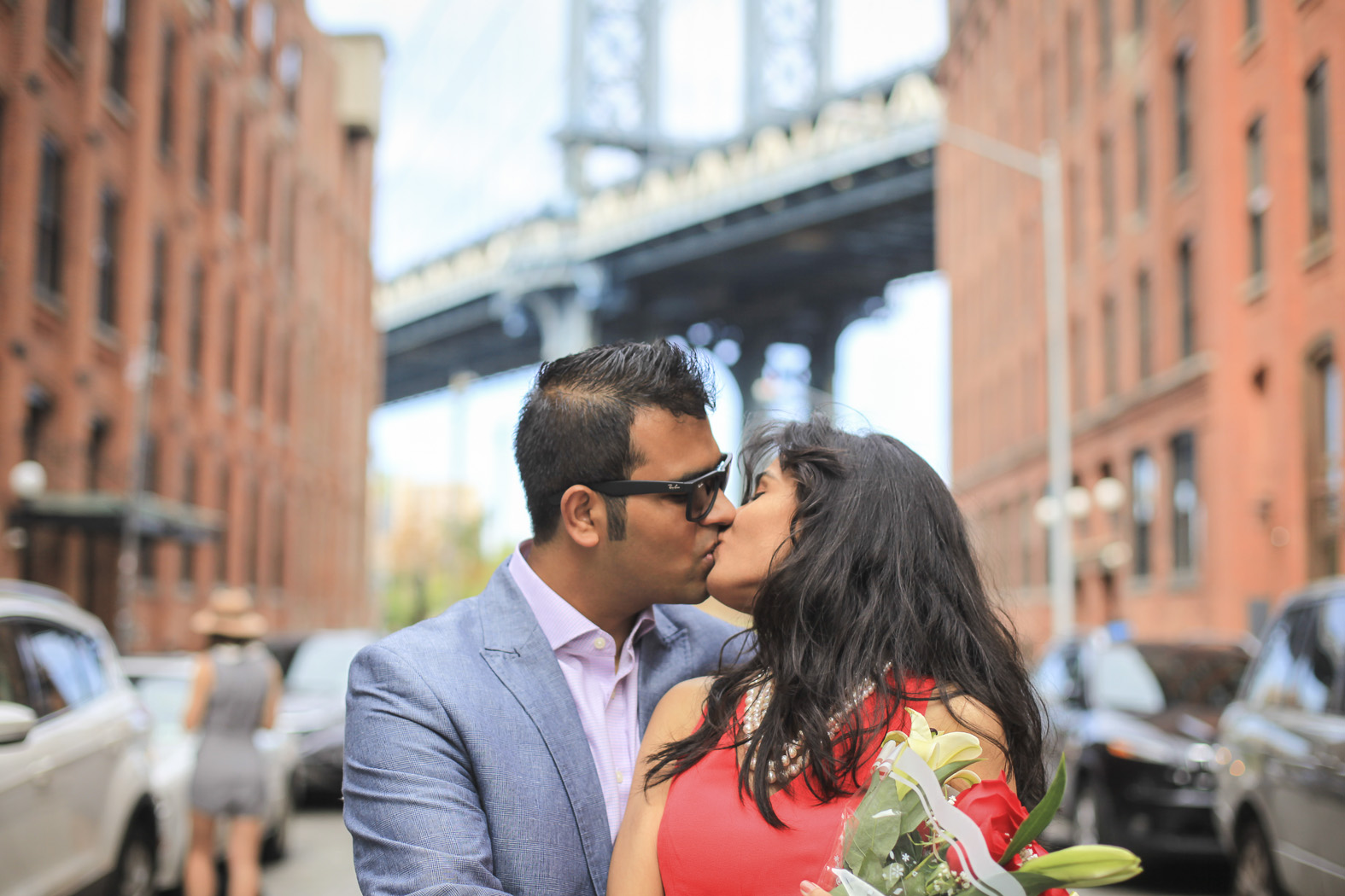 New York City Surprise Engagement Photography Mukul - 18