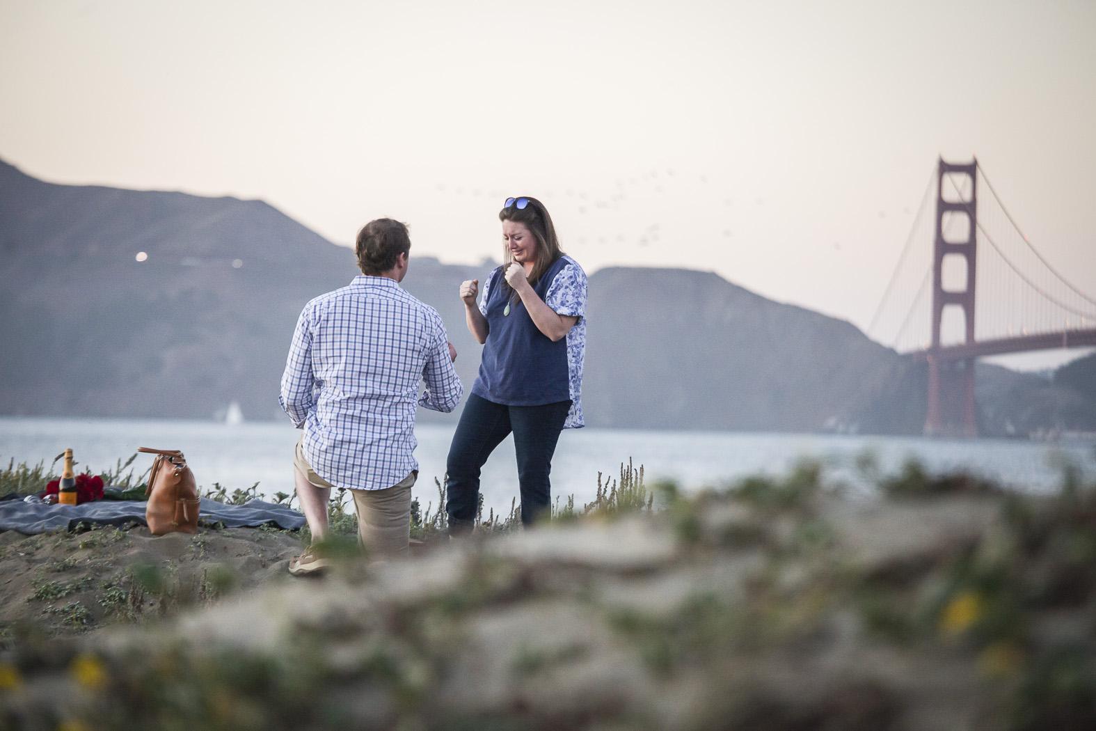 Baker Beach Proposal