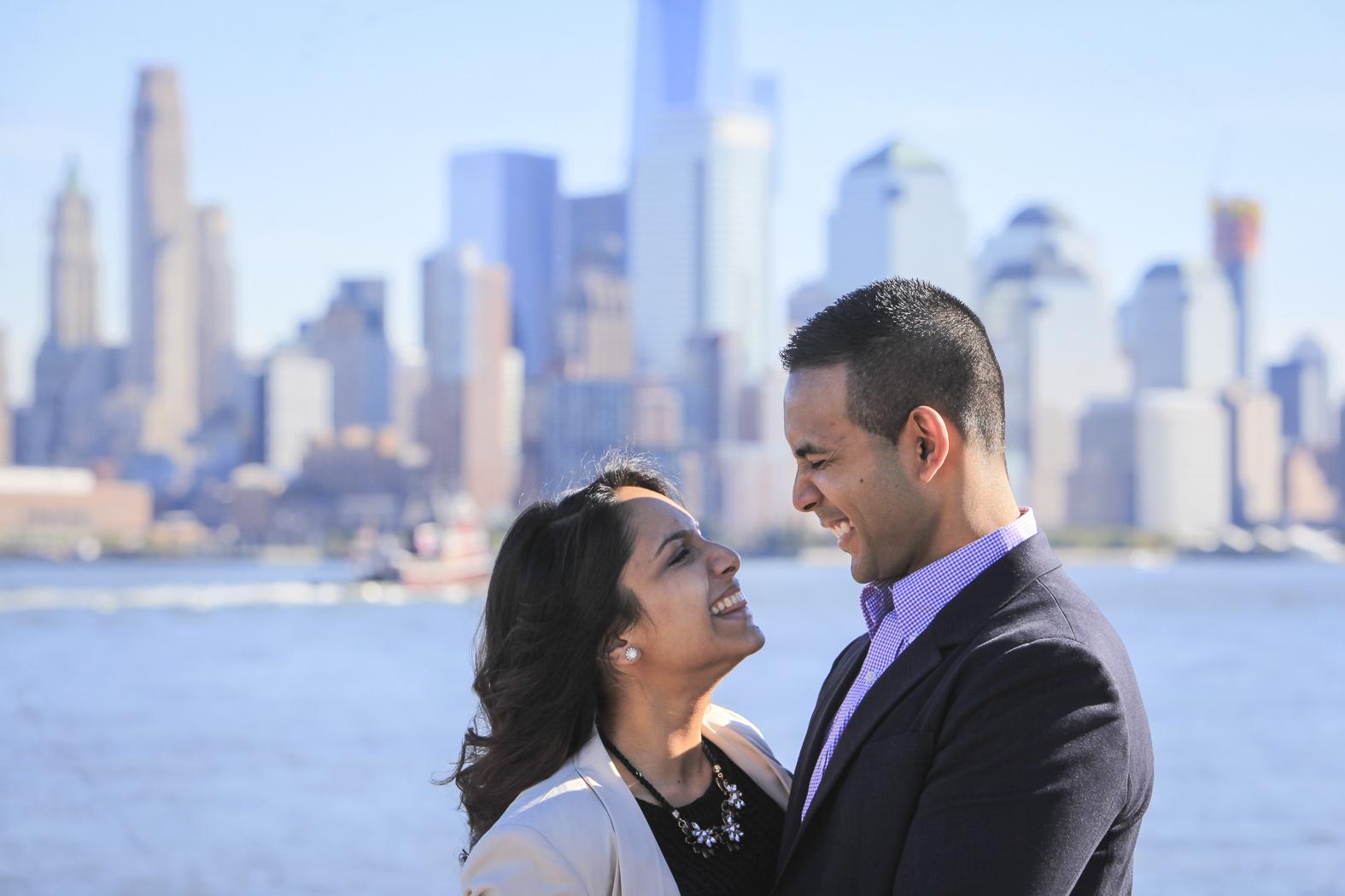 Hoboken Proposal Photography Ian - 11