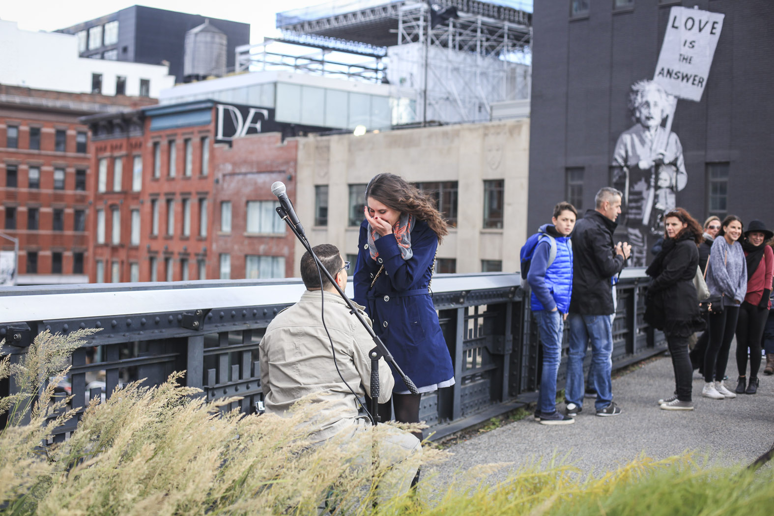 Highline Proposal Photography