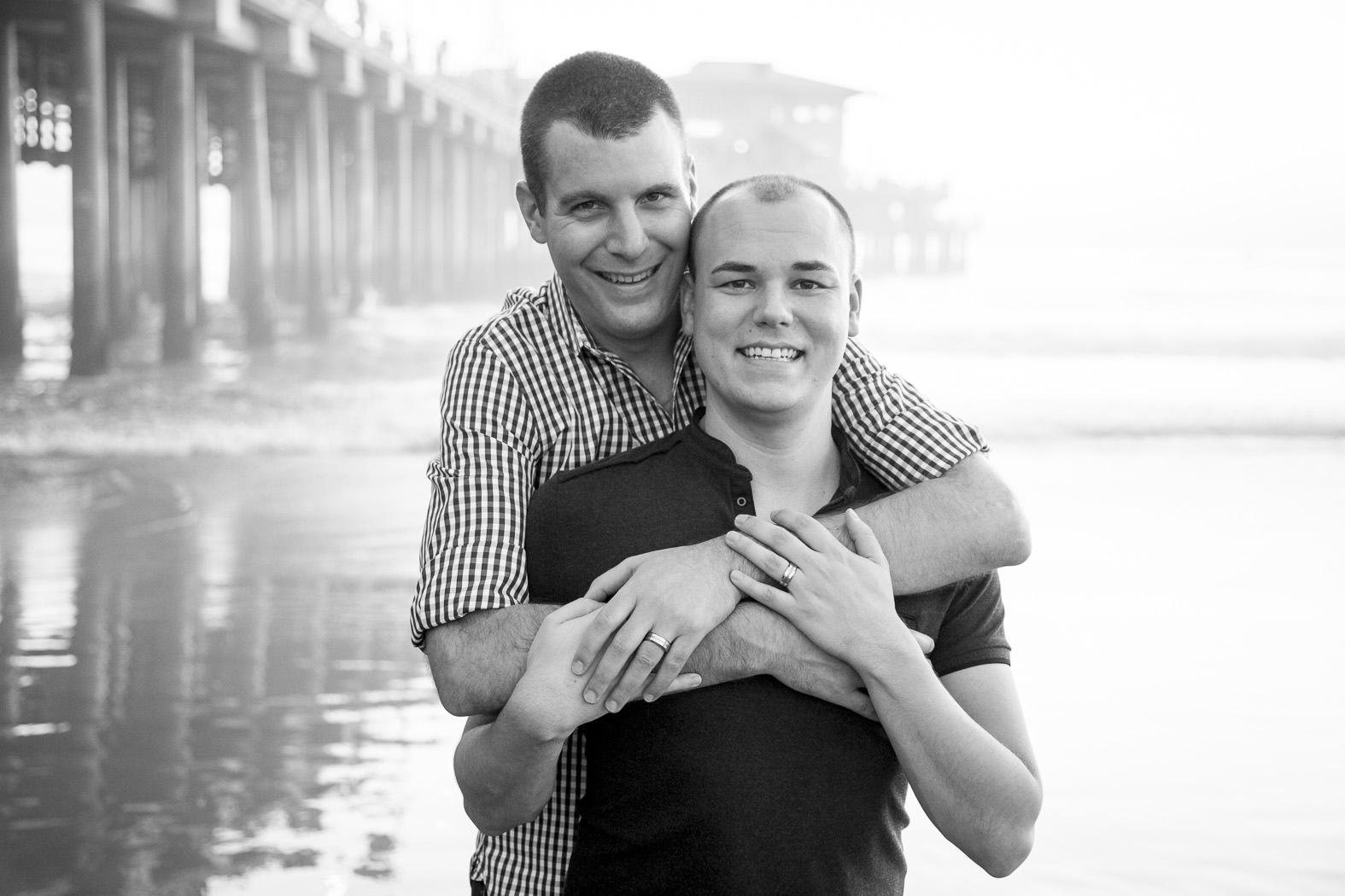 Los Angeles Proposal Photography Bradley