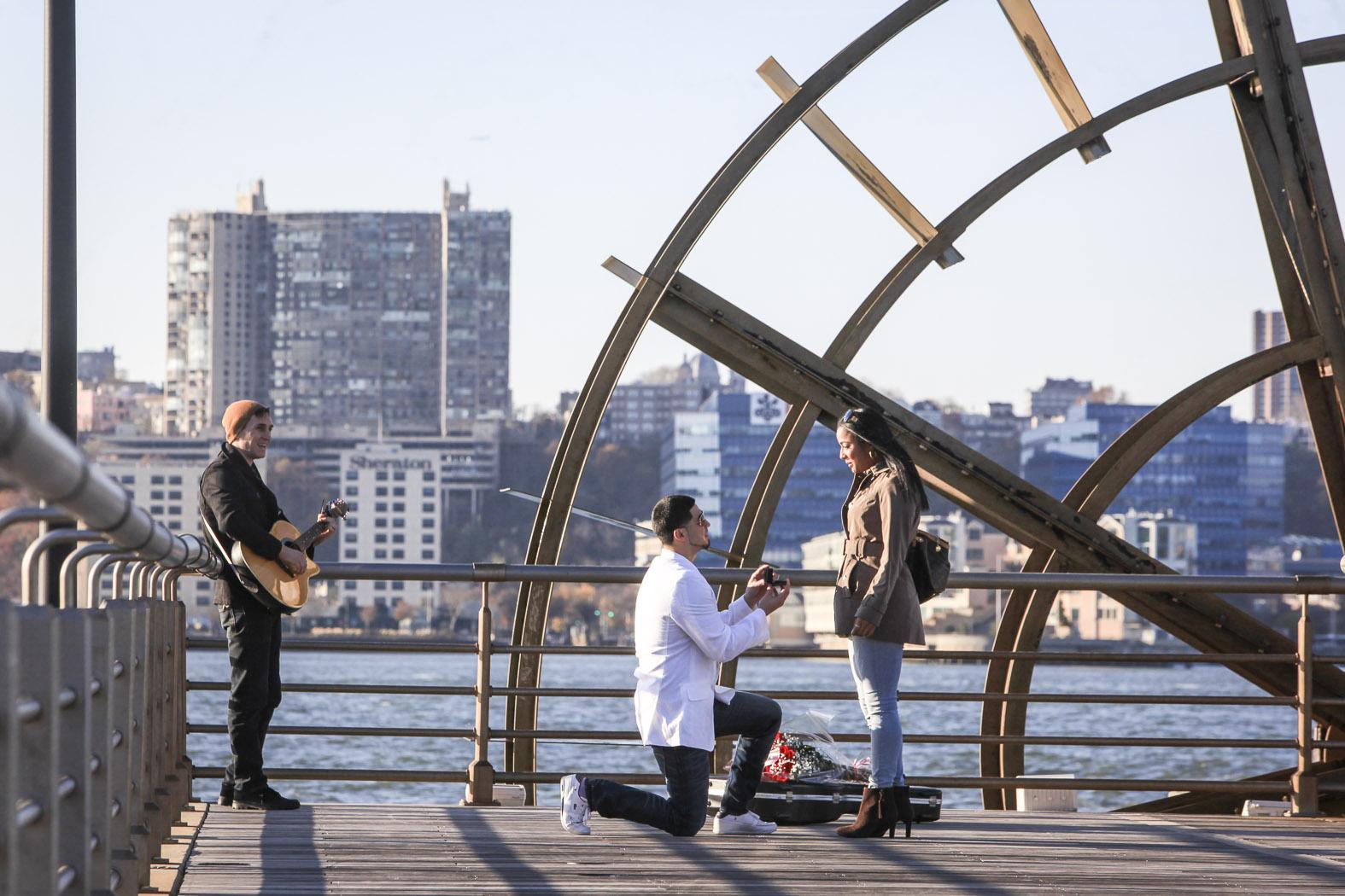 Chelsea Piers Proposal