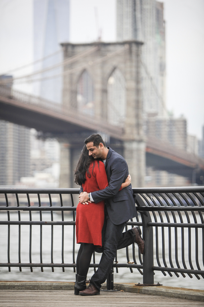 Mohammed S New York Marriage Proposal