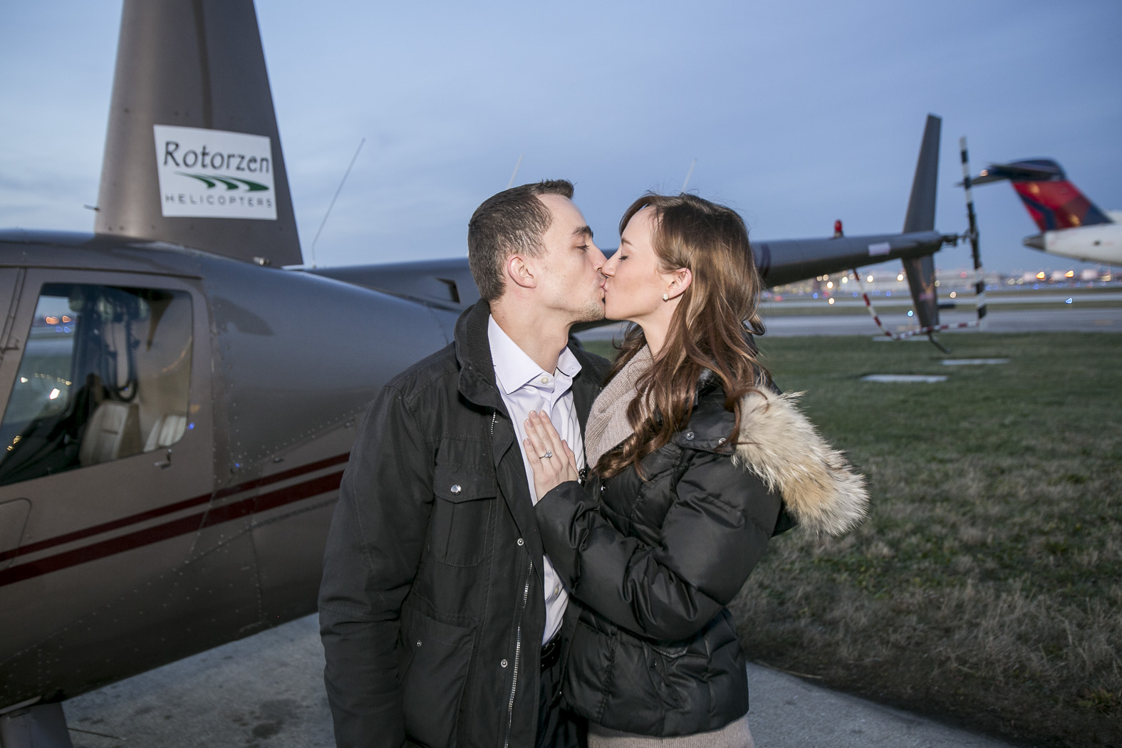 Helicopter Tour Proposal