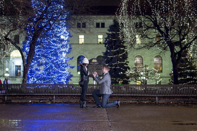 Best Places To Propose Minneapolis Paparazzi Proposals