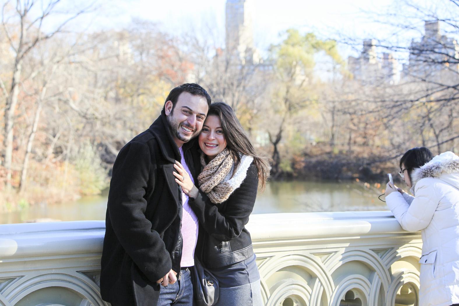 NYC Marriage Proposal Jordan - 10