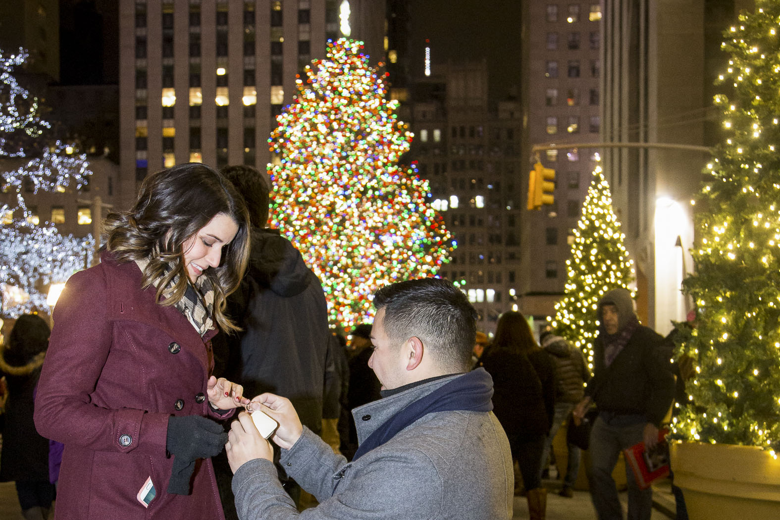 New York City Engagement Photography Aaron - 5