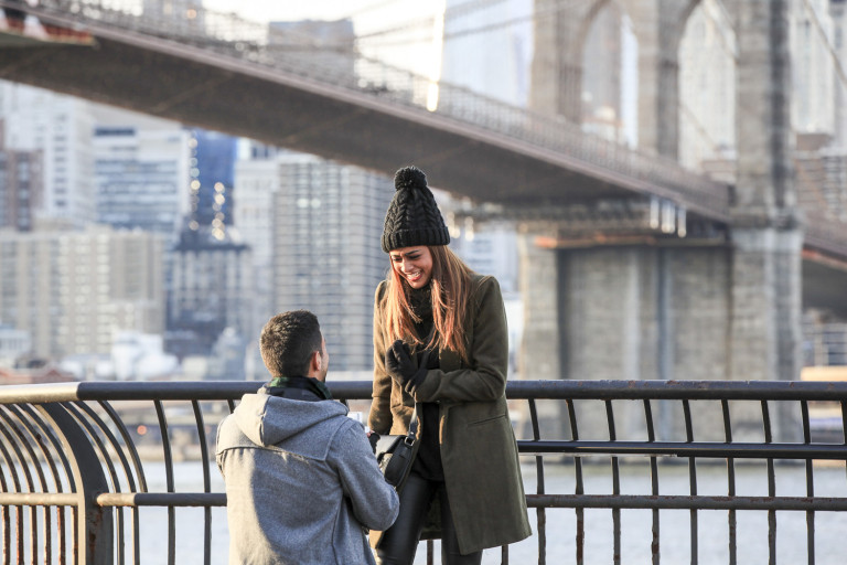 Places to propose in new york for Good places to take pictures in nyc