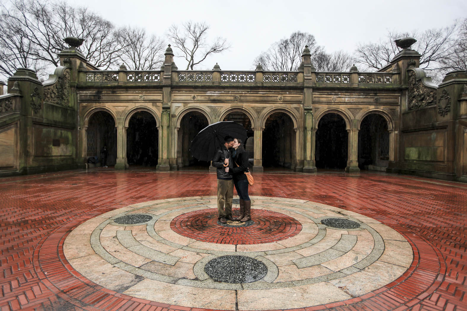 New York Proposal Photography Ben S Central Park