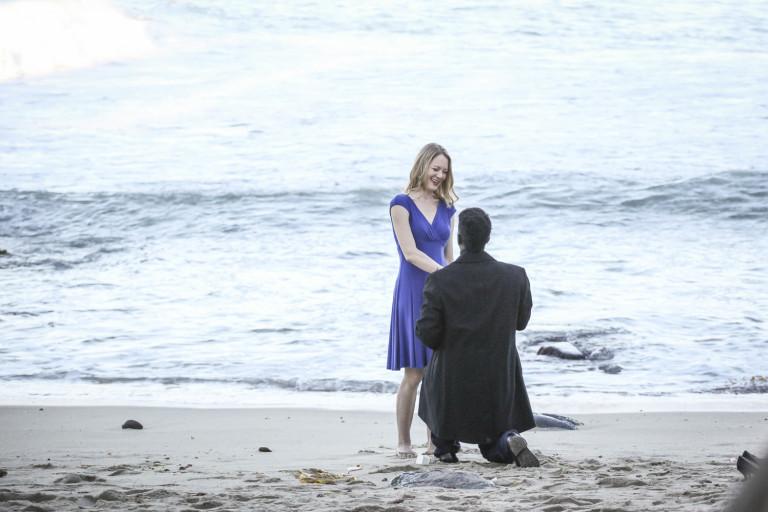 San Diego Marriage Proposal Paparazzi Proposals