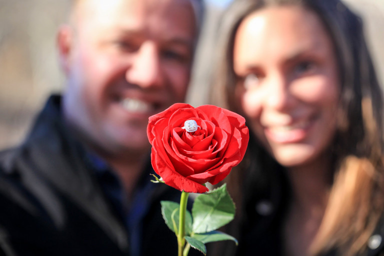 Romantic Proposal Ideas New York City