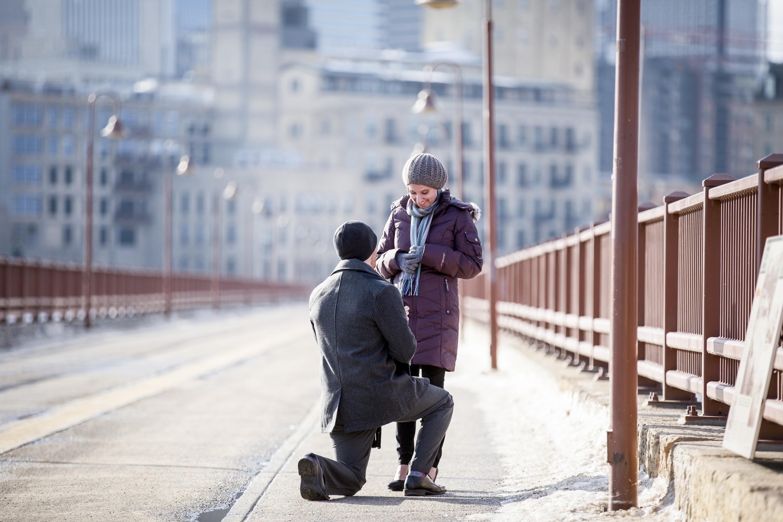 Minneapolis proposal idea: Stone Arch Bridge
