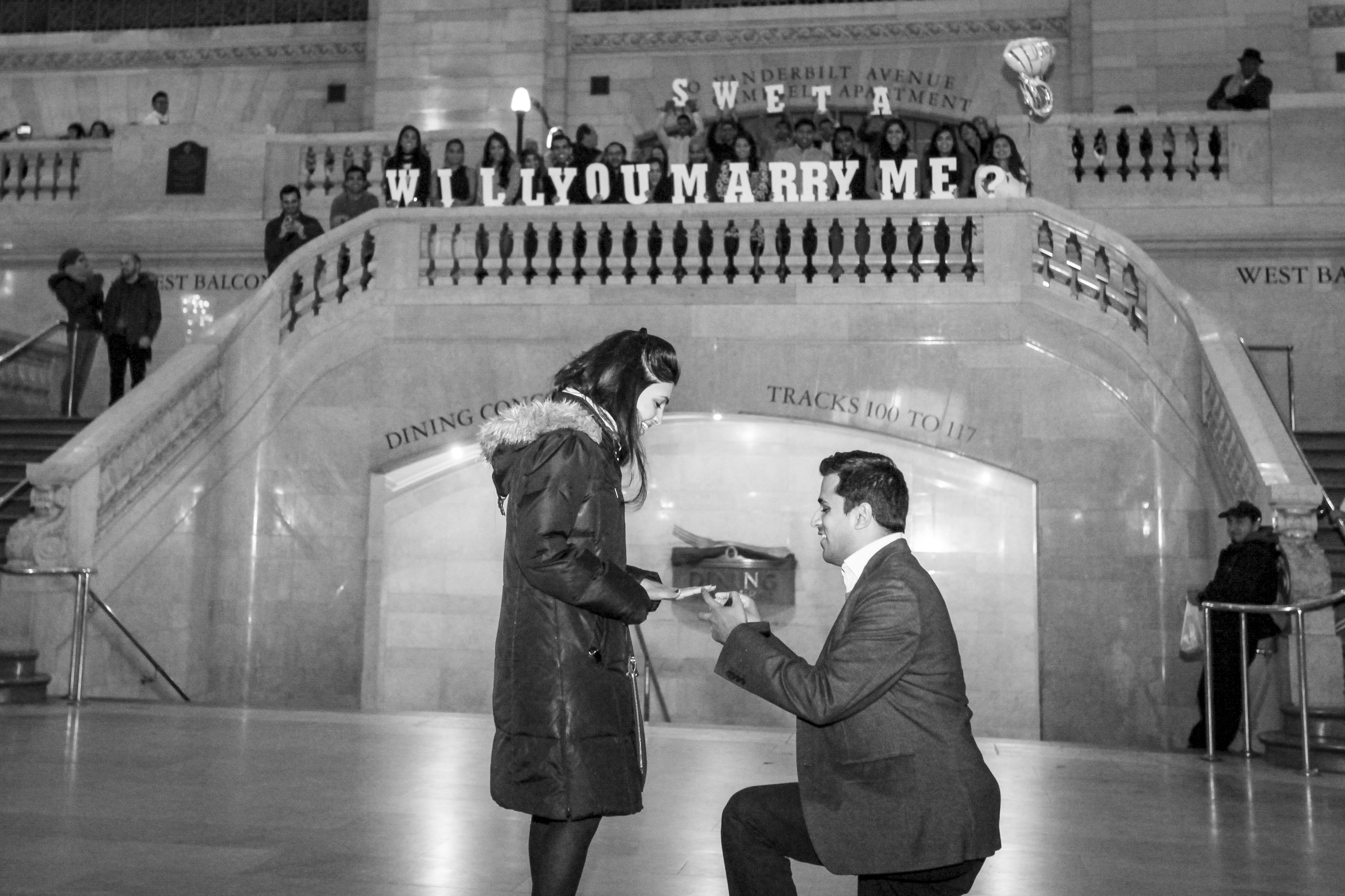 Make sure to make your proposal perfect by hiring the experts, Paparazzi Proposals.