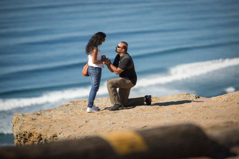 Outdoor San Diego Marriage Proposal Ideas