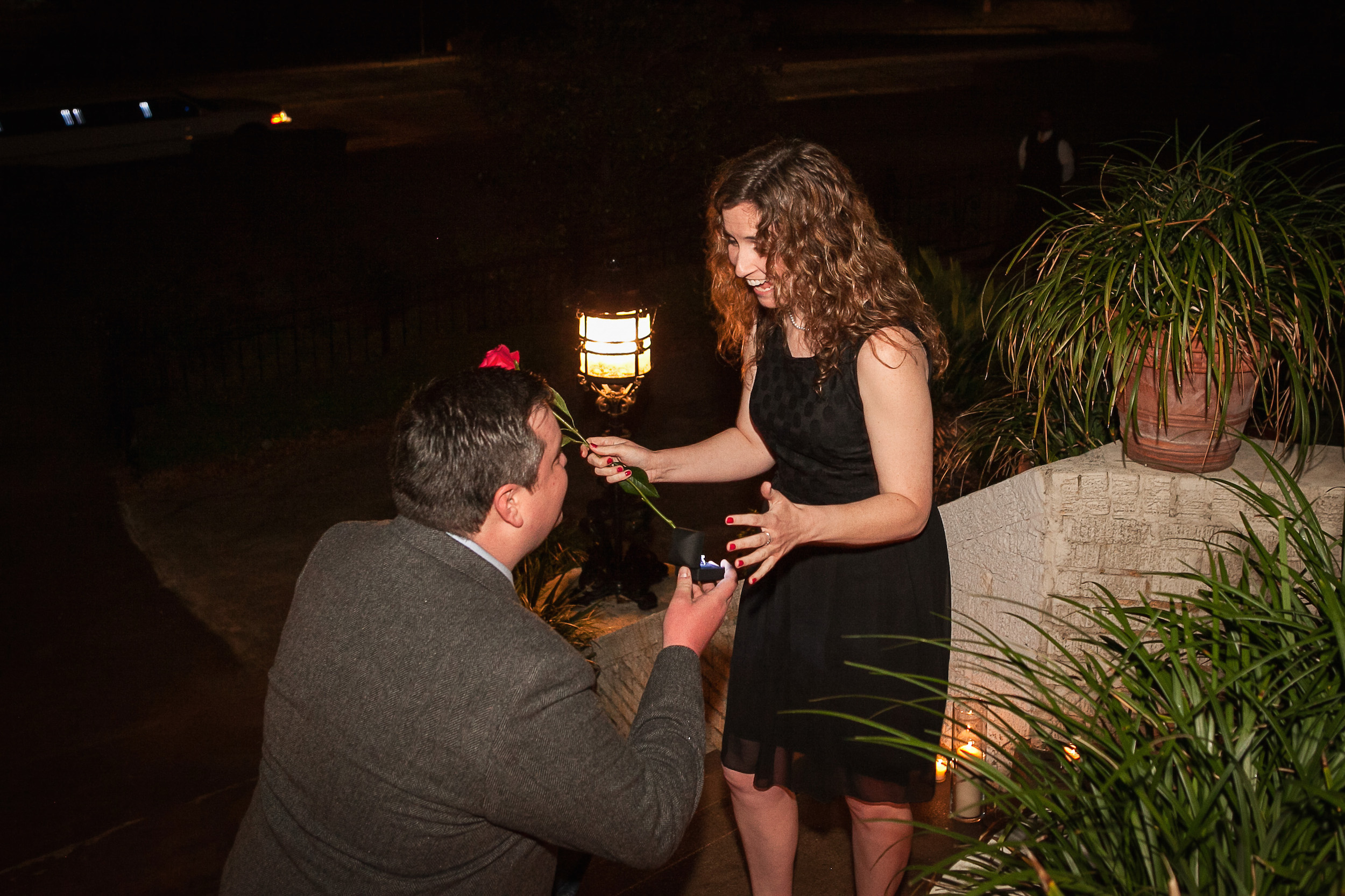 How to Propose in Dallas: Just Like a Movie