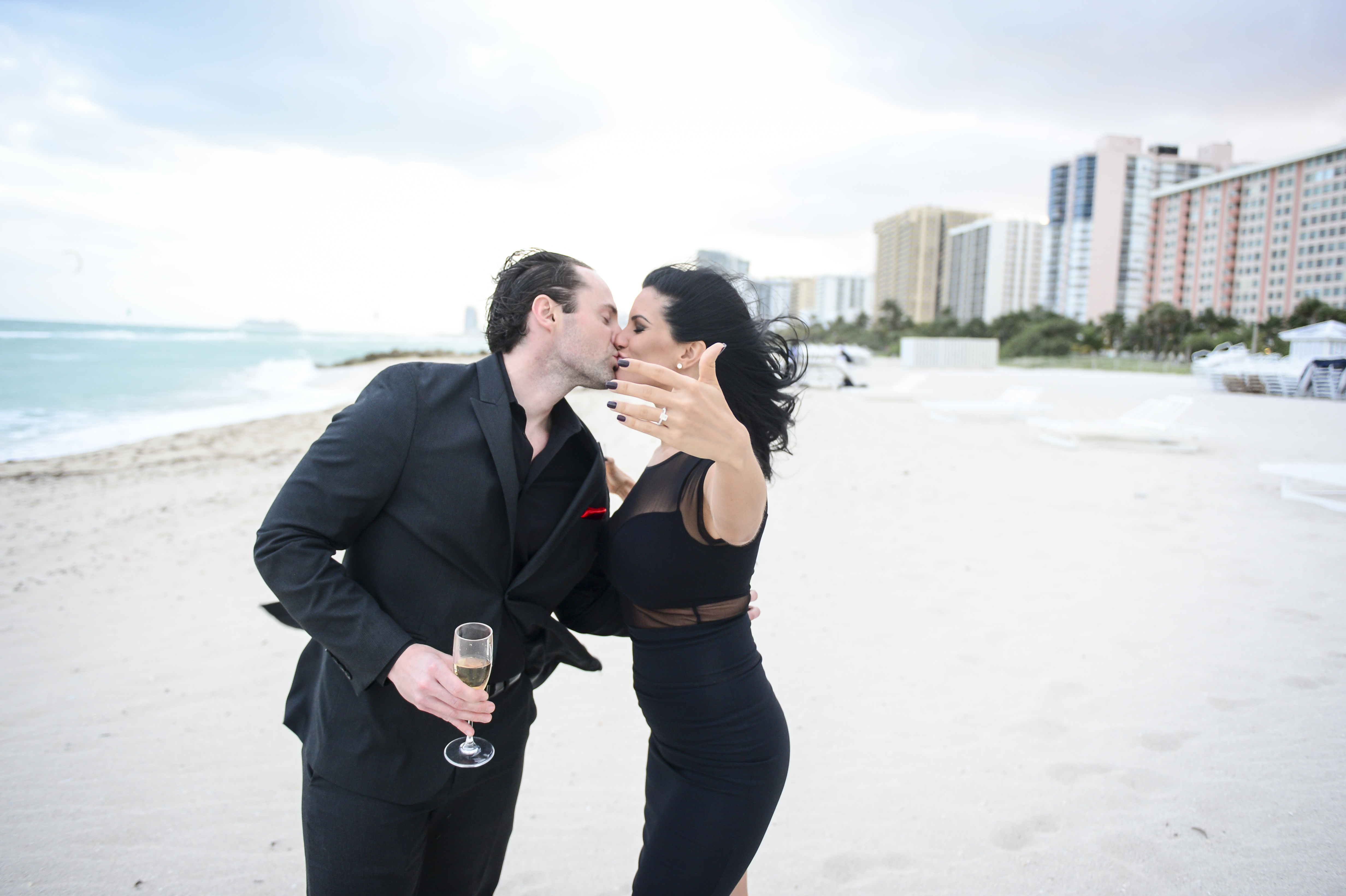 How to Propose in Miami: Beach