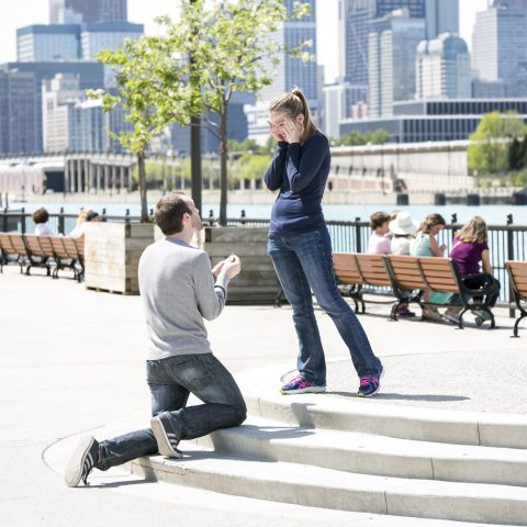 Proposal Photography Chris And Michelle