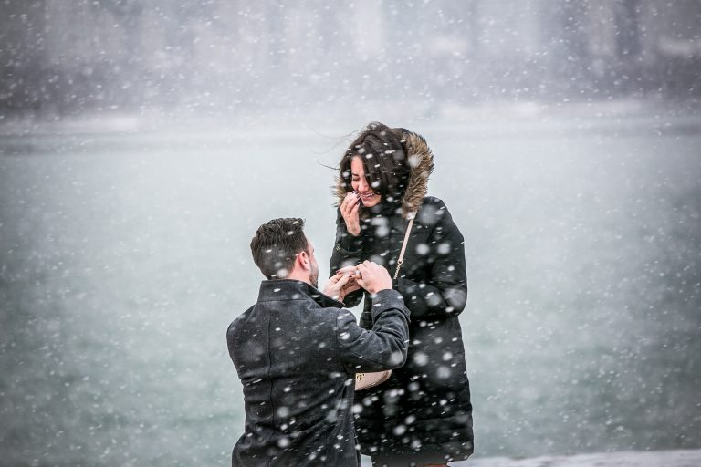 Top 5 New York Winter Proposal Ideas