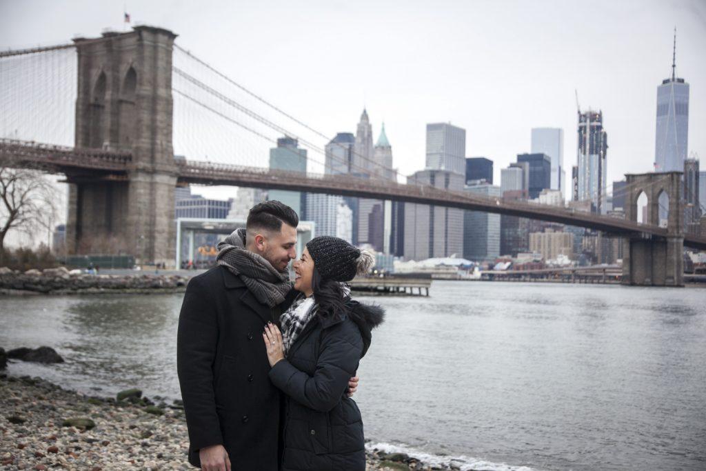 New York City Engagement Photography Nicholas - 4