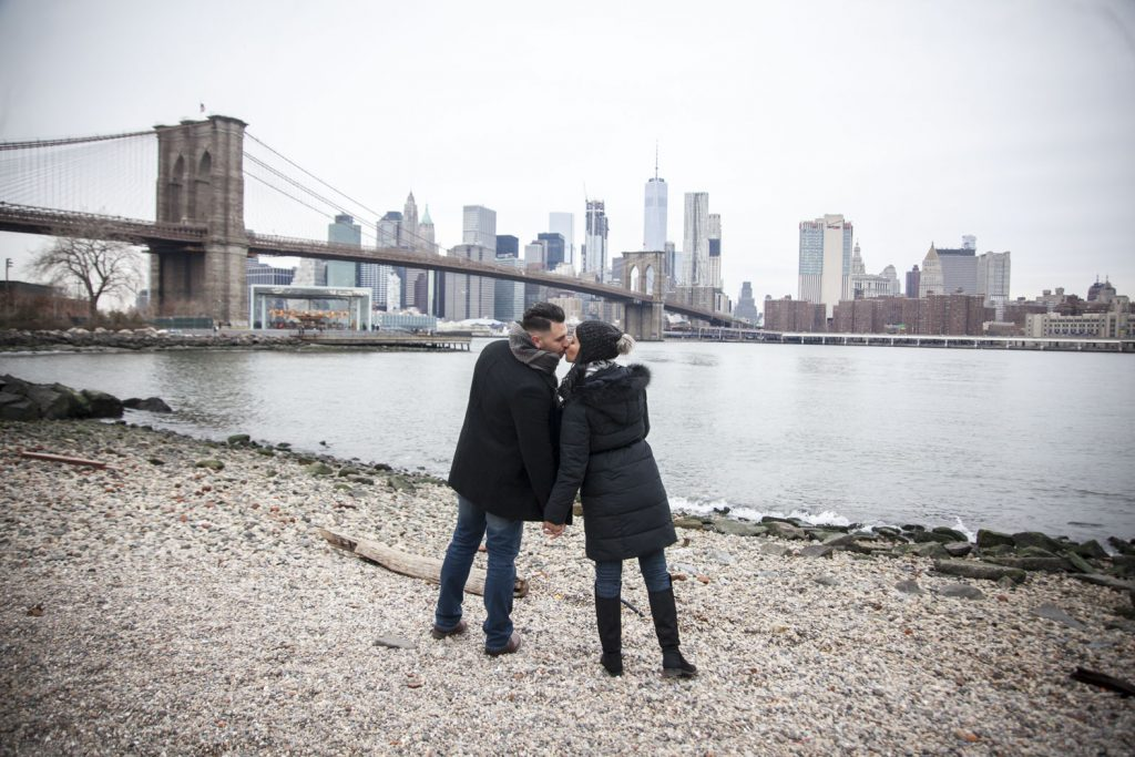New York City Engagement Photography Nicholas - 5
