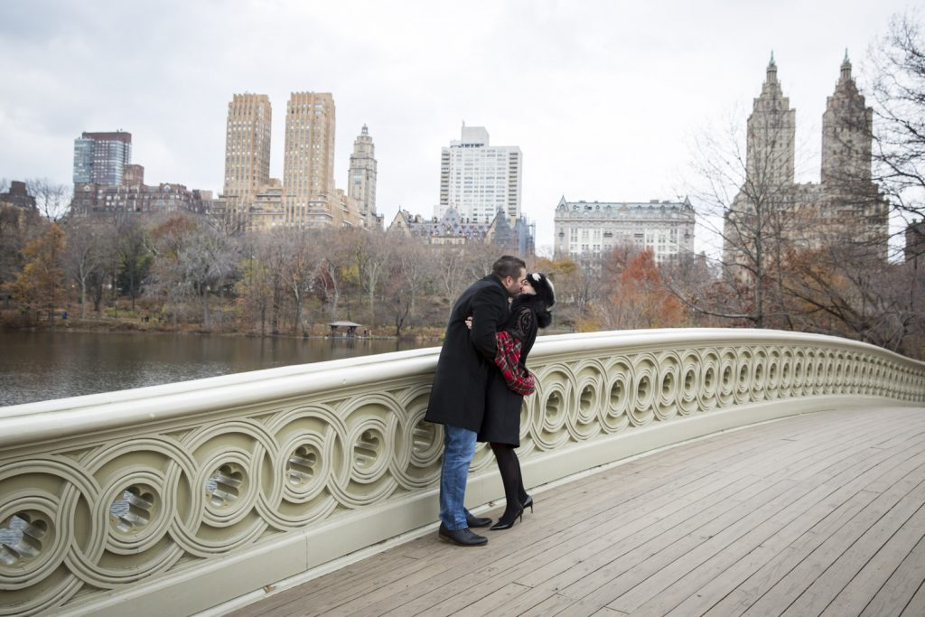 New York City Engagement Photography Shawn - 3