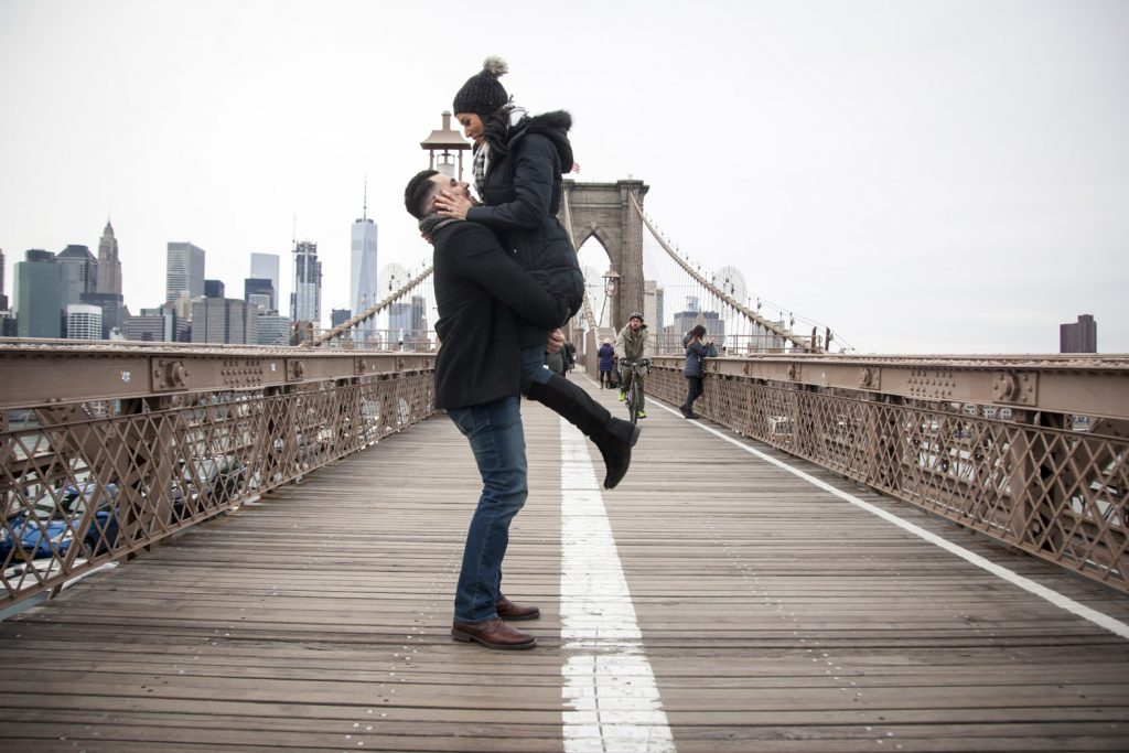 New York City Marriage Proposal Nicholas - 8