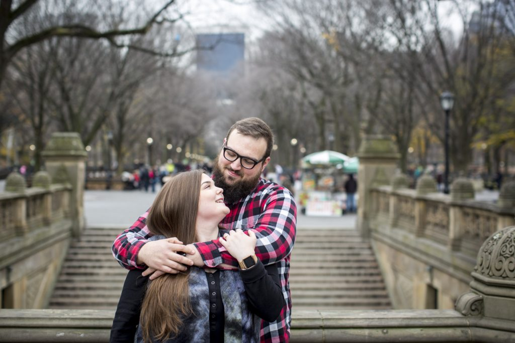 New York City Surprise Engagement Photography Corey - 20