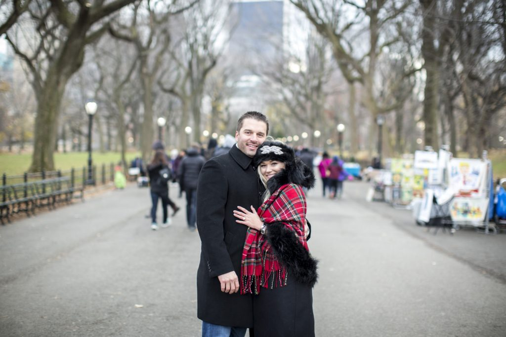 New York City Surprise Engagement Photography Shawn - 18