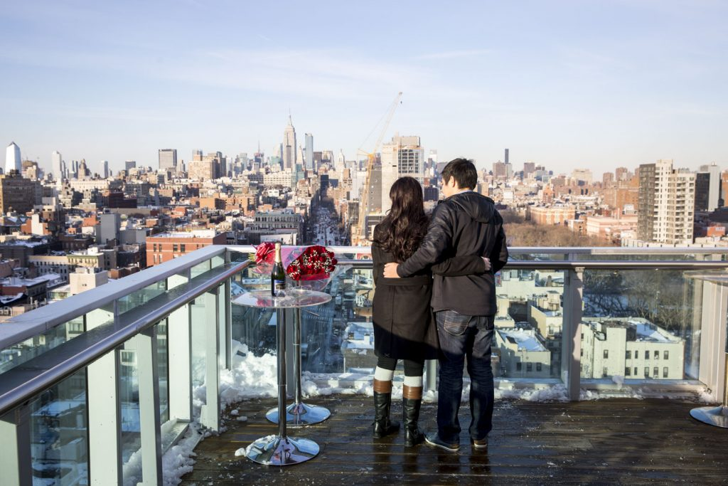 New York City Engagement Photography Mark - 5