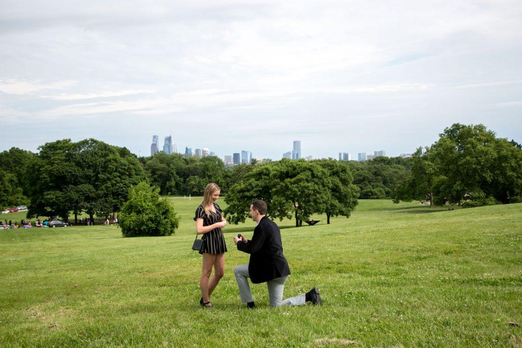 Philadelphia Proposal Ideas