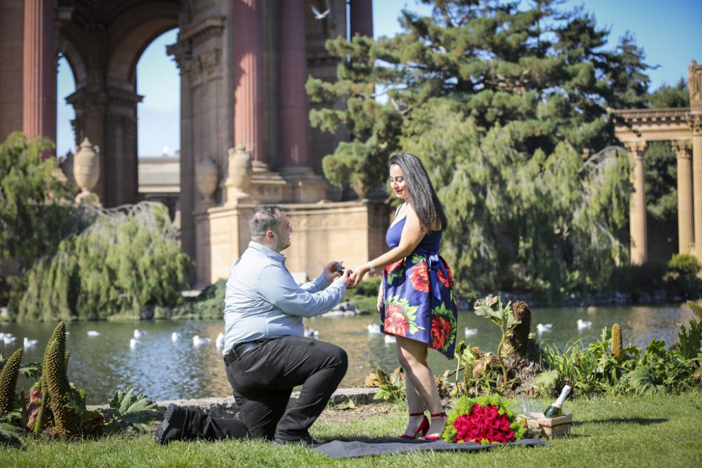 San Francisco proposal videography