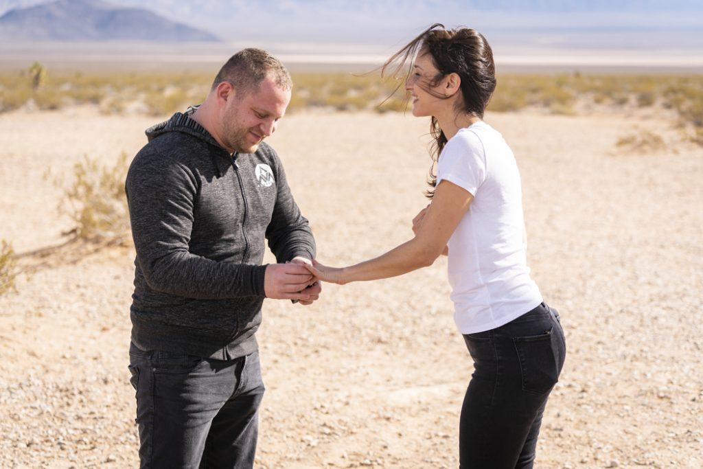 Las Vegas Engagement Proposals