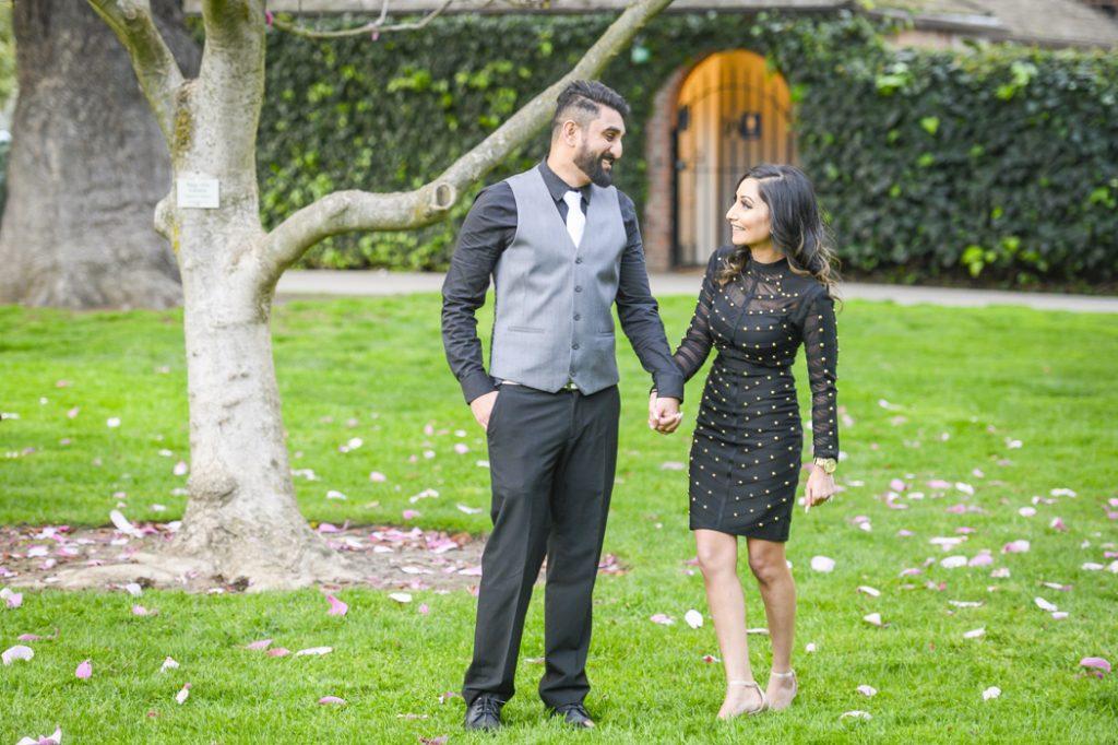 Sacramento Engagement Proposal Photography