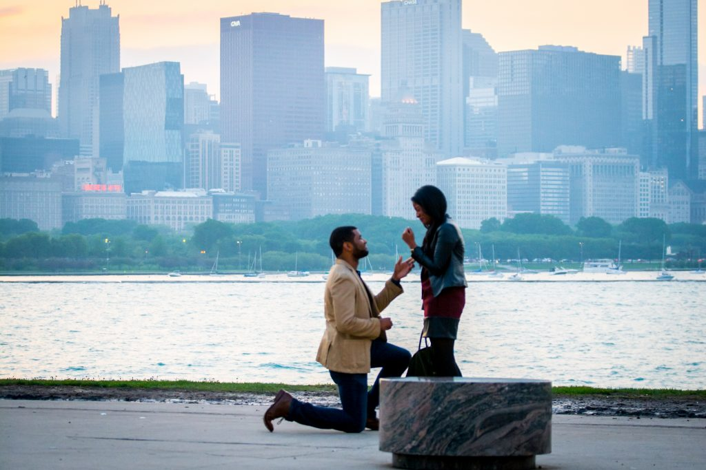 How to Propose in Chicago